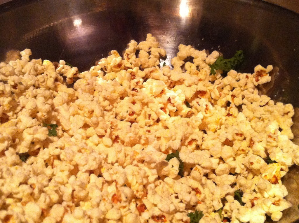 Truffle Popcorn ©Buster Benson