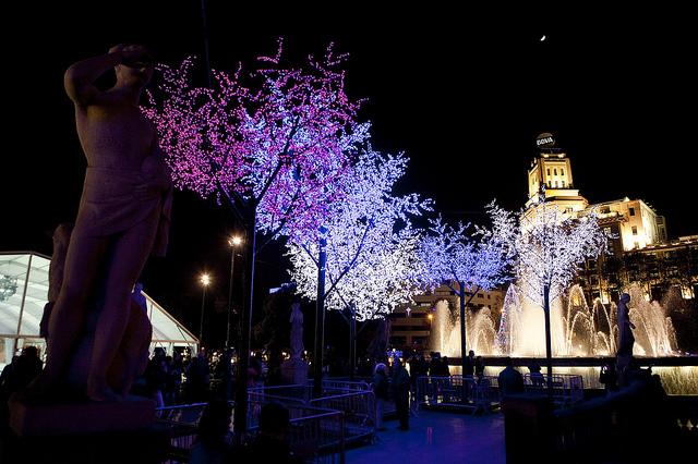 Llums de Nadal a Barcelona | © Ajuntament Barcelona/Flickr