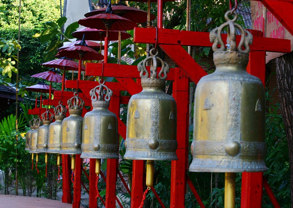 The name Wat Pan Tao means 'to increase a thousand times' © Heiko S / Flickr