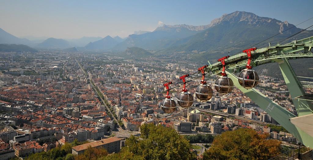 Grenoble, France | ©Archangel12/Flickr