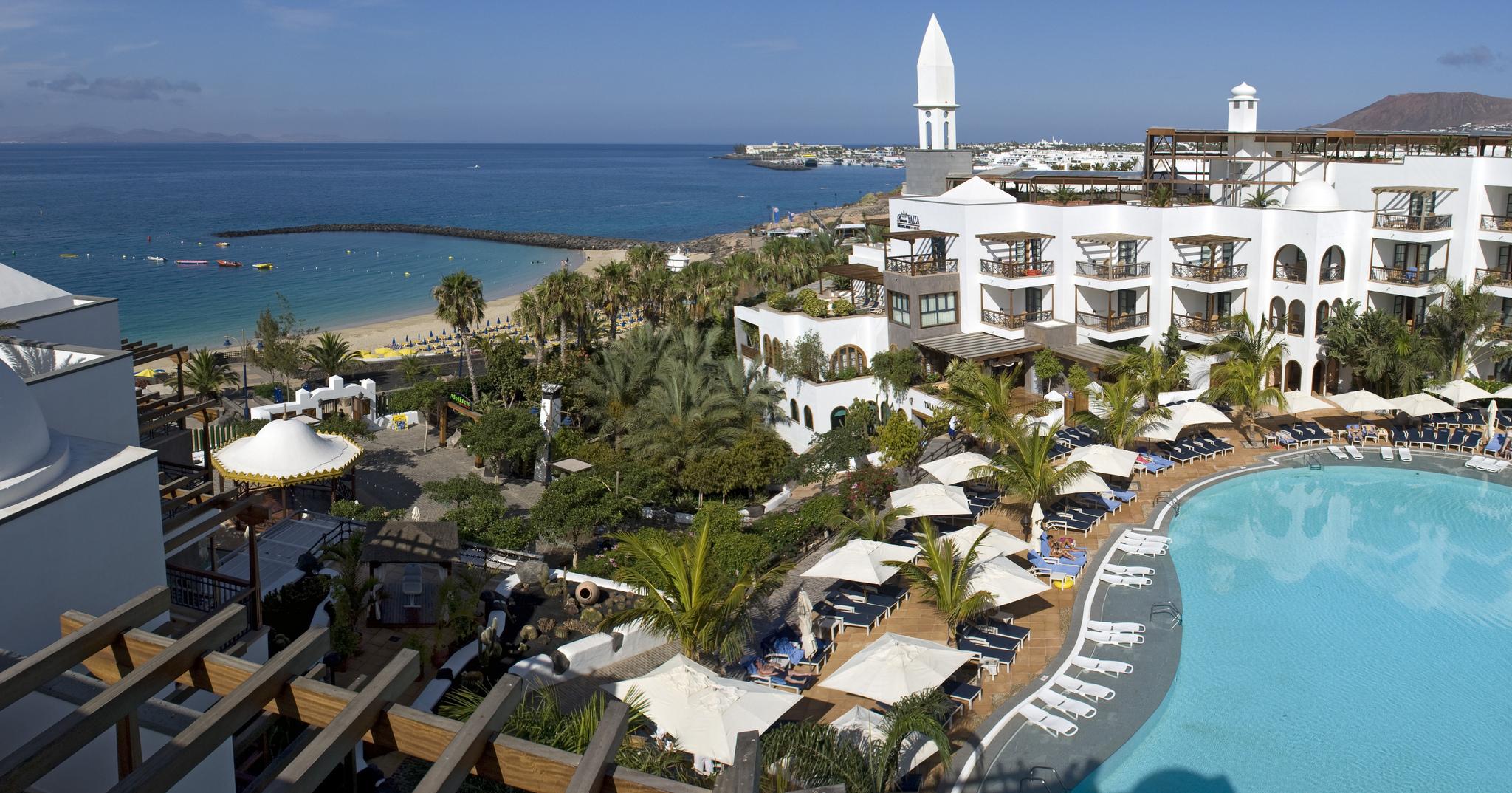 Princesa Yaiza Suite Hotel Resort Tui