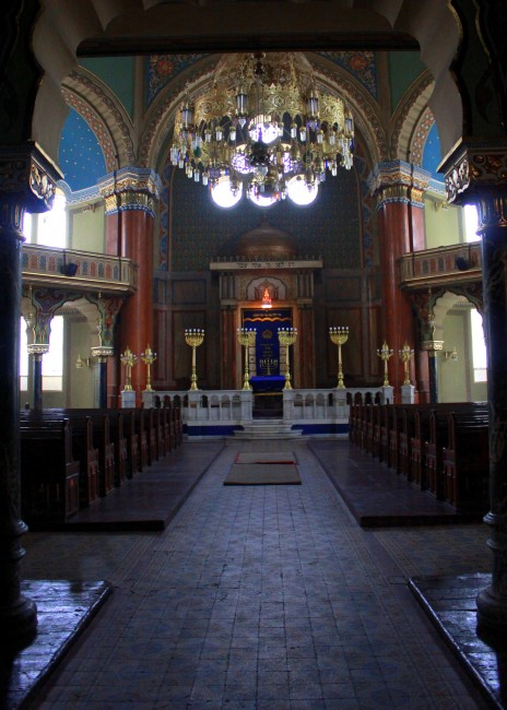 Sofia Synagogue © Rachel Titiriga