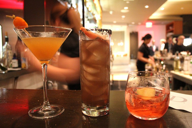 cocktails-trio | © TreasureLA/Flickr