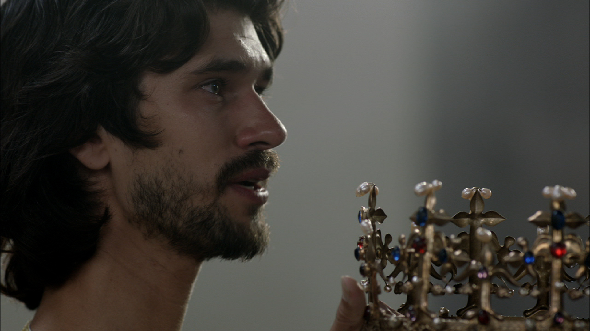 Richard II, as played by Ben Whishaw in 2012's The Hollow Crown|© BBC 2012
