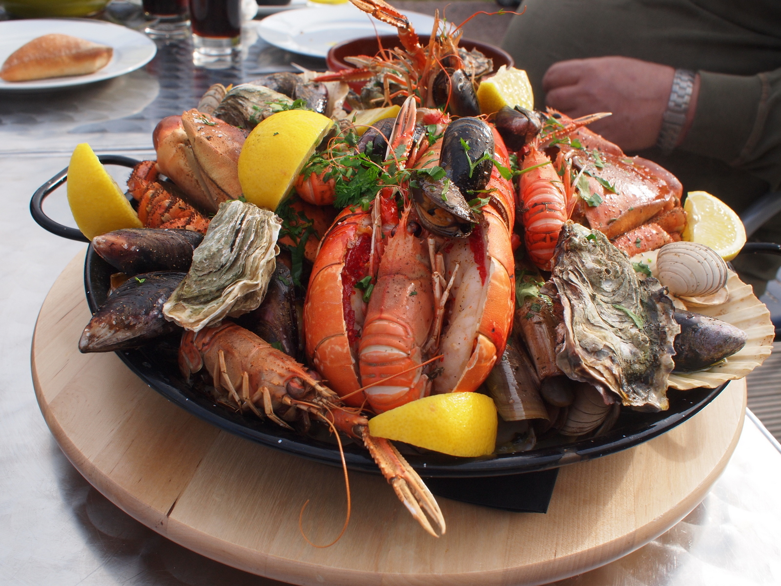 The 10 best restaurants in murcia spain for Best fish restaurants