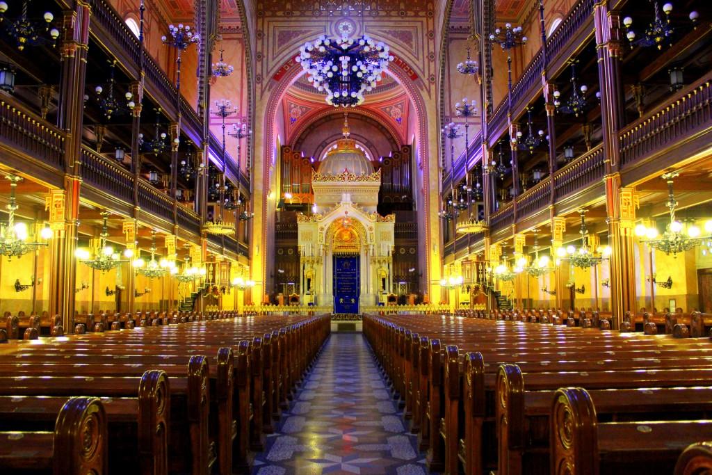 Dohany Street Synagogue ©Rachel Titiriga