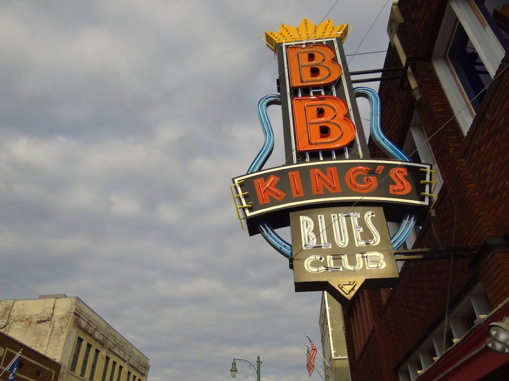 Memphis is home to one of the biggest Blues scenes in North America and home to the King of Blues, B.B. © Adam Jones / Flickr