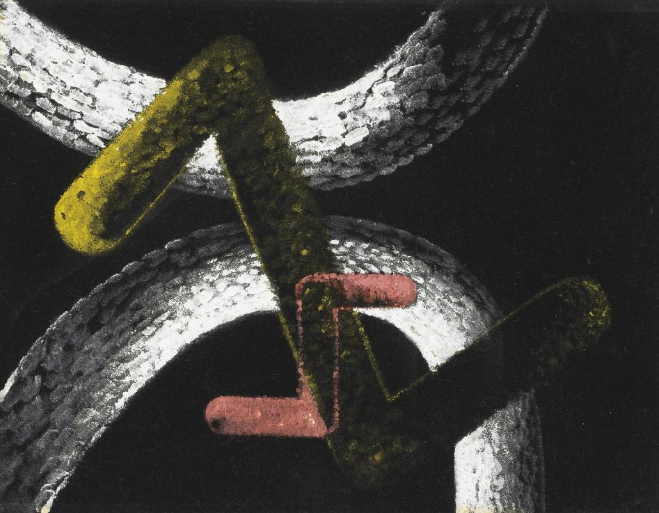 László Moholy-Nagy, Z/T, 1939 | © cea +/Flickr