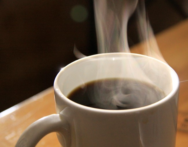 coffee steam 1 | © waferboard/Flickr
