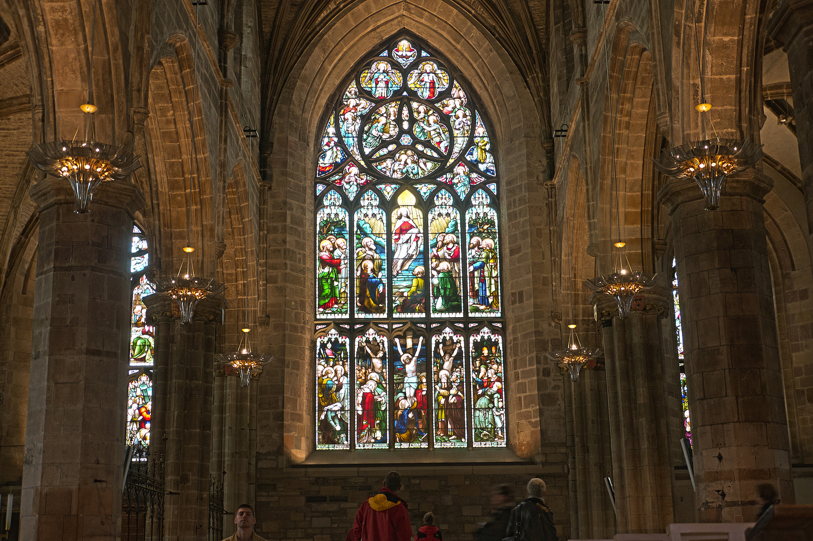 St Giles' Cathedral | © John/Flickr