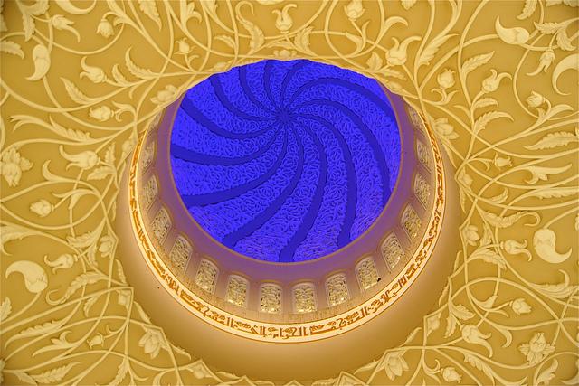 Sheikh Zayed Grand Mosque Abu Dhabi I © Mathias Apitz (München)/Flickr