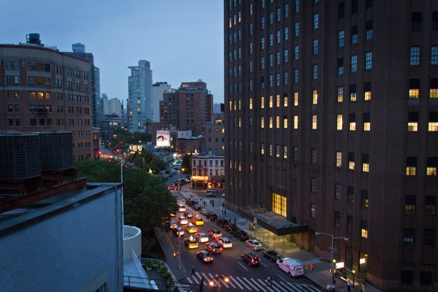 TriBeCa Rooftops| © John Gillespie/Flickr