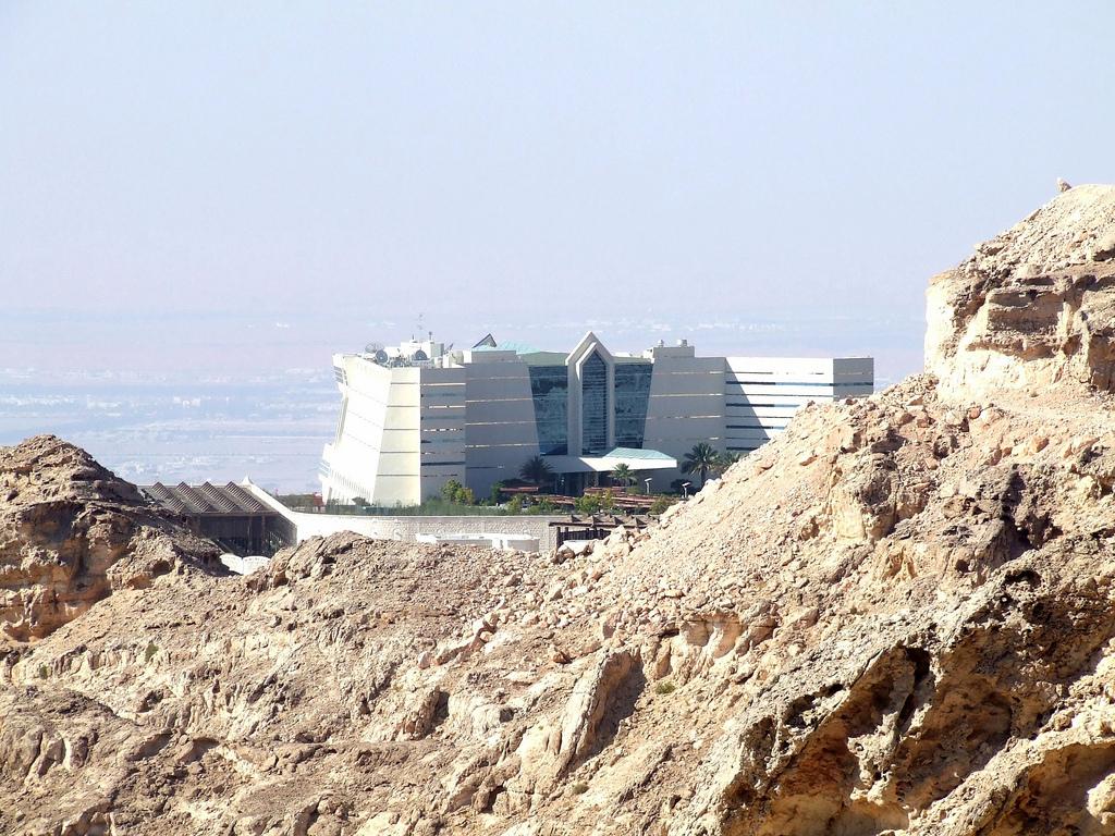 Mercure Grand Jebel Hafeet | © Michael Gaylard/Flickr