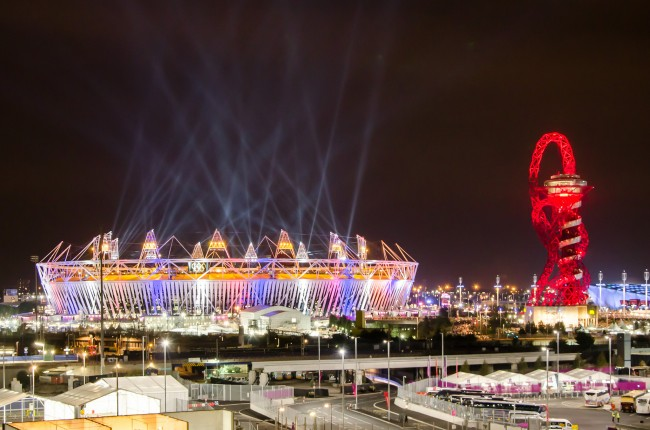 The Olympic Stadium © Alexander Kachkaev/Flickr