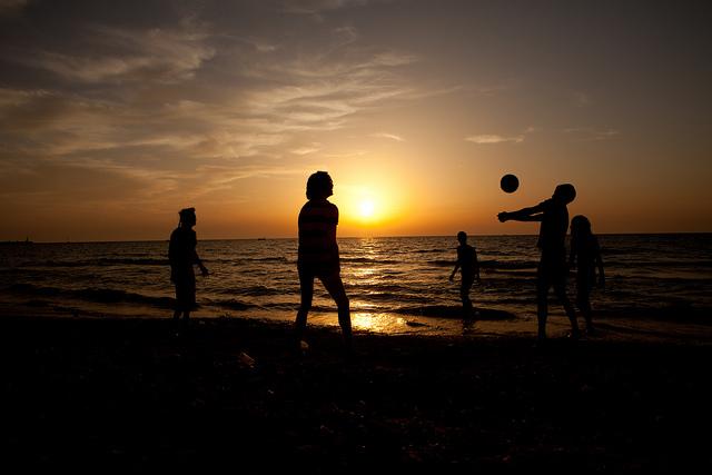 Sunset Beach   © israeltourism/Flickr