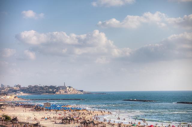 Tel Aviv | © israeltourism/Flickr