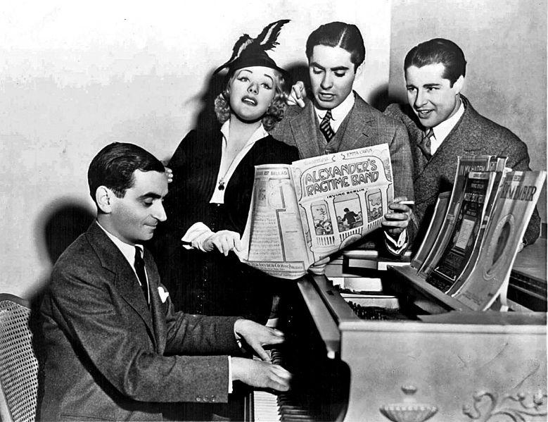 Irving Berlin's 'Ragtime' | © WikiCommons