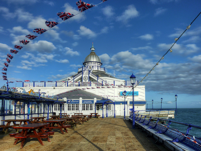 Eastbourne Pier | © Matthew Hartley/ Flickr