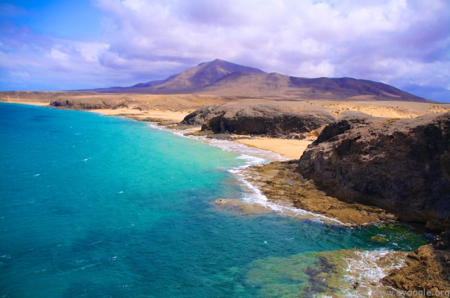 Lanzarote - Playa de Papagayo | © Canary Islands Photos - UNLIMITED/Flickr