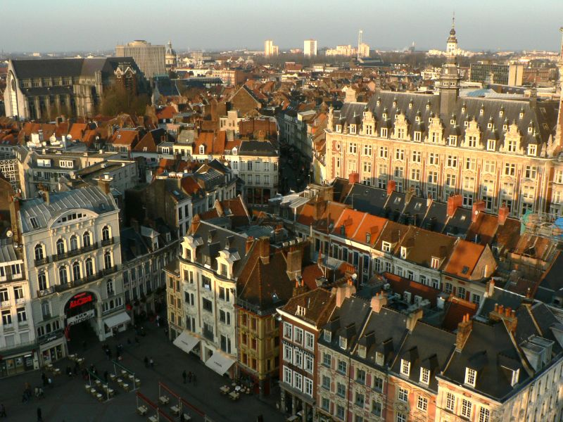 Lille, France | © Gia Sadhwani/Flickr