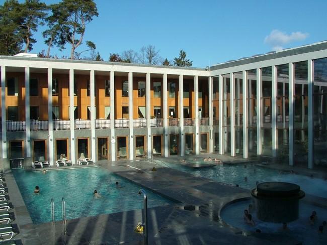 Saarow Thermal Bath | ©Clemensfranz/WikiCommons