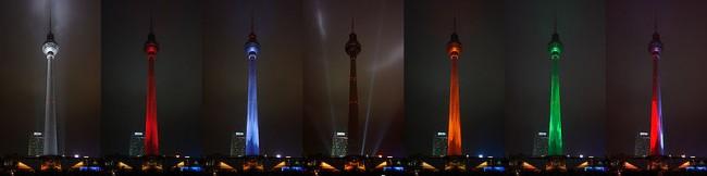 Fernsehturm   © Michael F. Mehnert/WikiCommons