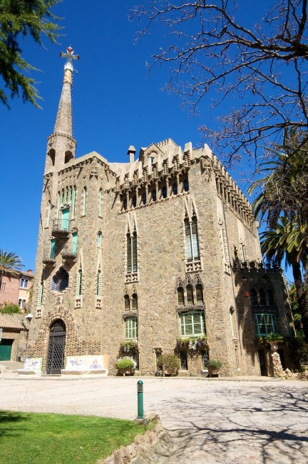 Gaudí's Bellesguard Tower