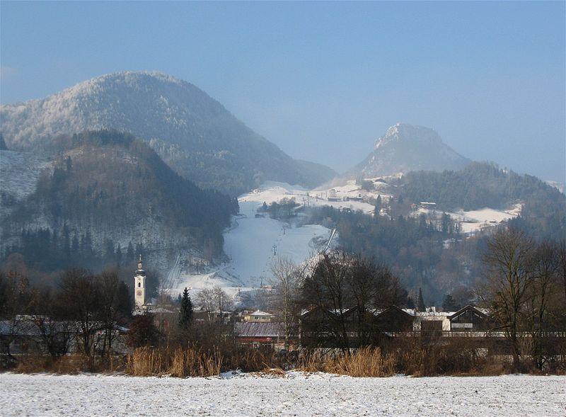 Bruennstein Hocheck Oberaudorf | © Rufus46/WikiCommons