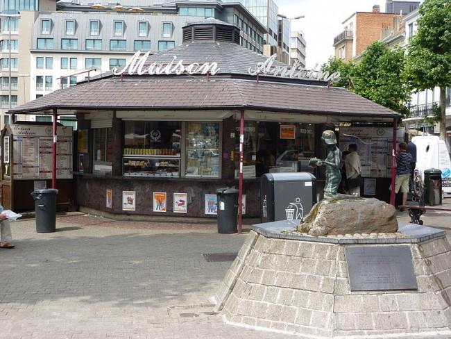 The famous Maison Antoine | © Varech/WikiCommons
