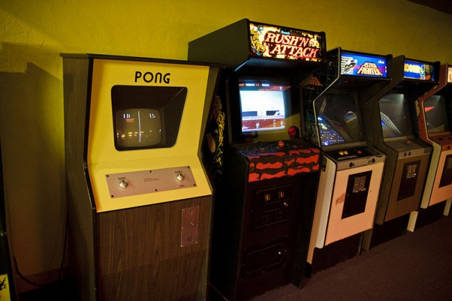 Arcade Games/Wiki Commons