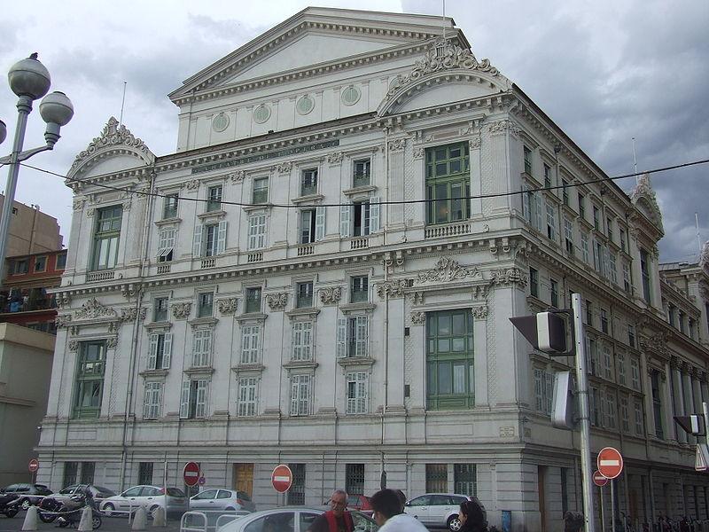 Nice Opera House| ©Robin Pollock/Wikicommons