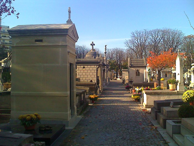 Passy Cemetery | © Martin Ottmann/WikiCommons