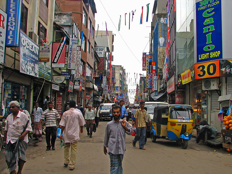 Top things to do and see in pettah colombo for Pettah market colombo
