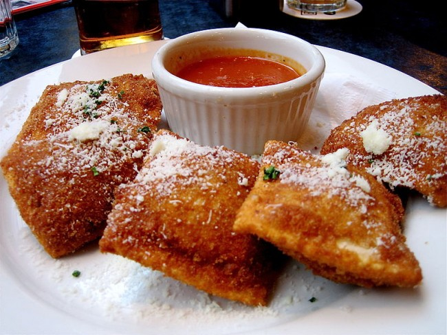 Toasted Ravioli | © Timothy Boyd/Flickr