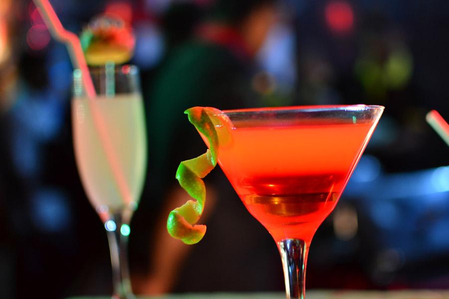 Cocktails ©Michael Shehan Obeysekera