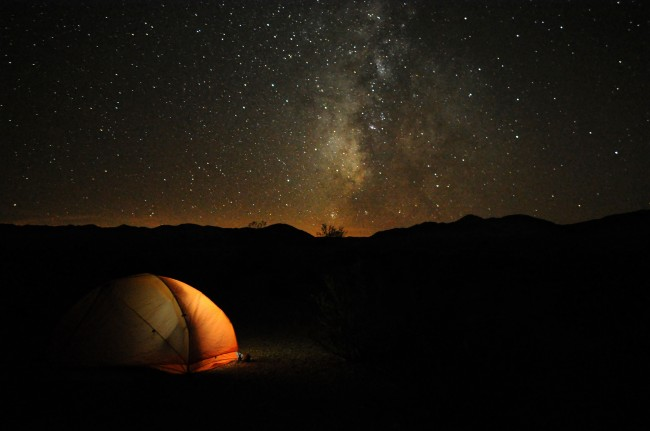 Death Valley, California | © Paxson Woelber/Flickr
