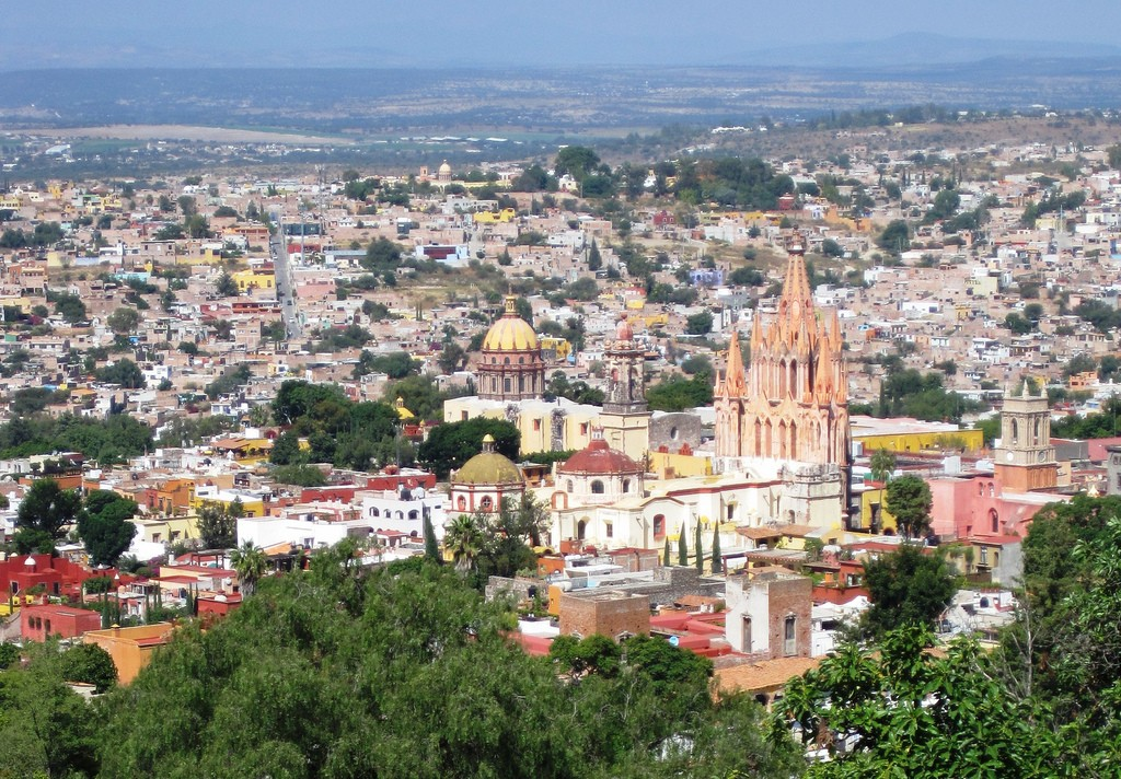 A view of San Miguel | impermeableazul/Flickr