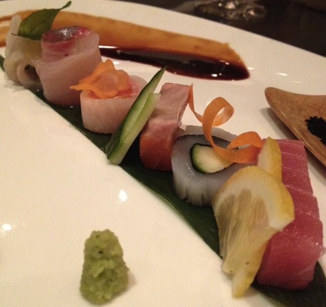 Awesomeness (Yoshii sushi) © servantofchaos/Flickr