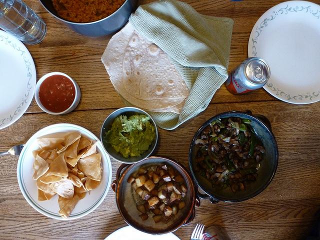 Mexican Food | © Denise Krebs/Flickr