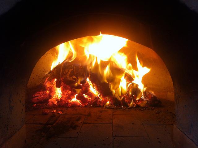 Wood oven | © Christian Benseler/Flickr