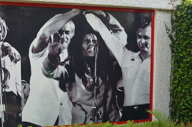 The Bob Marley museum, Kingston I © Kent MacElwee/Flickr