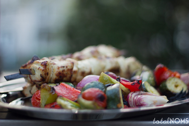 Shish Kebab [ © Mallory Dash|Flickr ]
