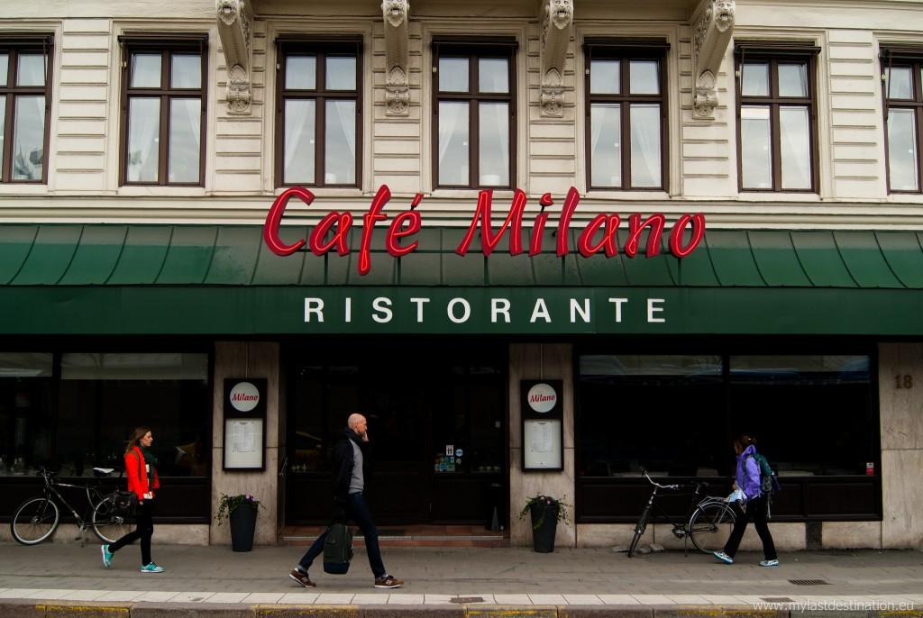 Café Milano © Guillaume Speurt