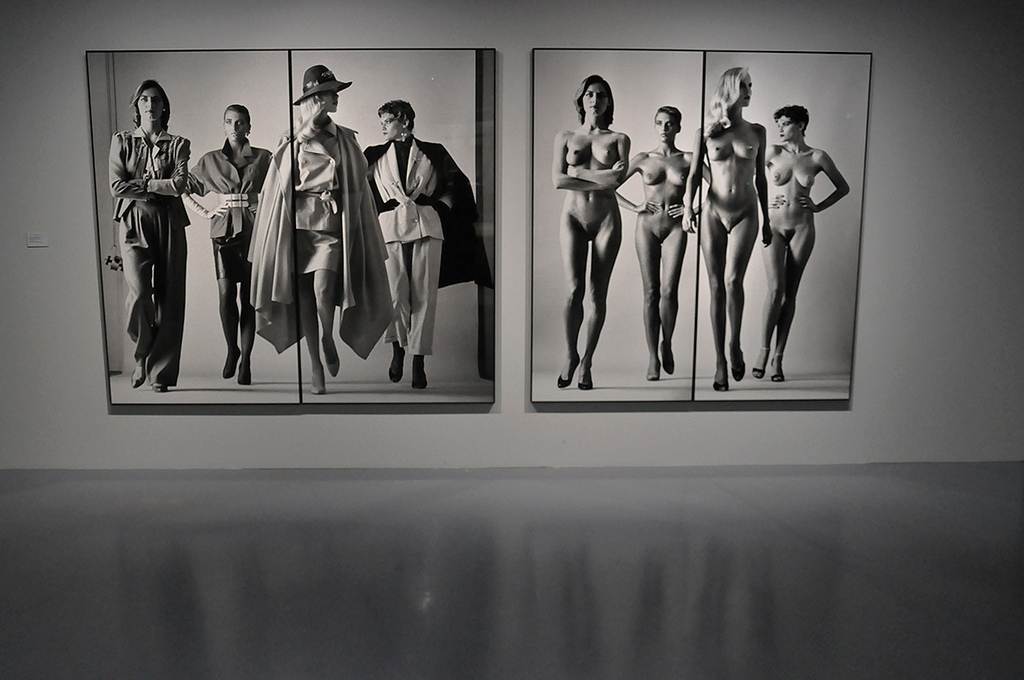 Helmut Newton The Work Of A Lifetime