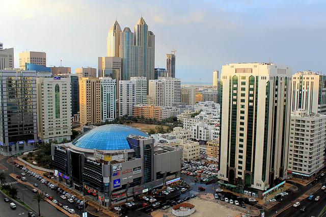 Abu Dhabi I © Ismo/Flickr