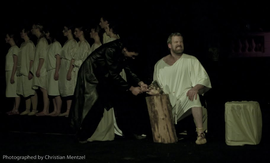 2009 Production of Shakespeare's Titus Andronicus|© Theater-Fabrik-Sachsen/Wikicommons