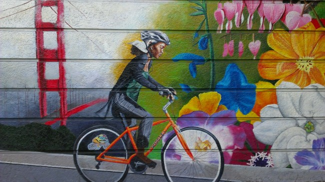 The Wiggle Mural | © Dianne Yee/Flickr