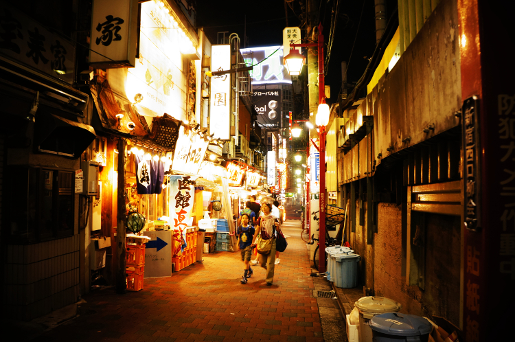 Shinjuku Golden Gai | © Shiranai/Flickr
