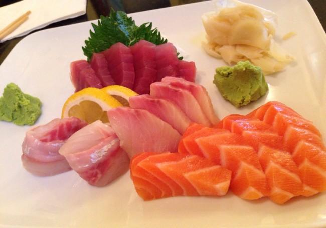Sushi toro   © Phil Denton/Flickr