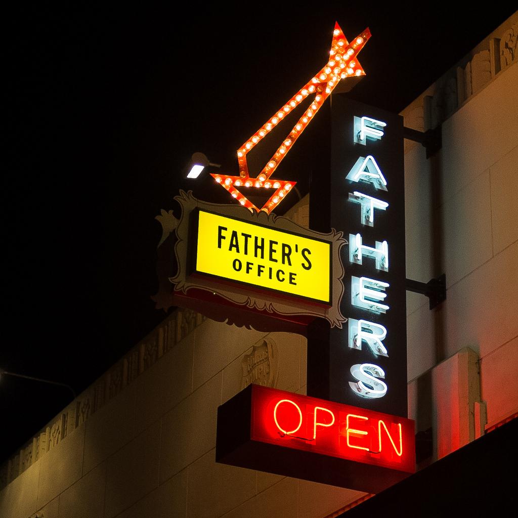 Fathers Office ©Sean Davis